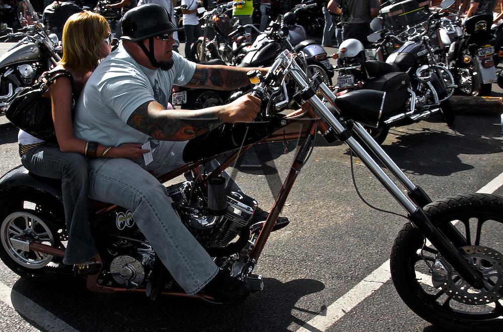 Harley Week