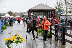 Kooremans Raf, NED, Henri Z<br /> World Equestrian Games - Tryon 2018<br /> © Hippo Foto - Dirk Caremans<br /> 16/09/2018