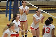 Jackson vs Wadsworth varsity volleyball on November 1, 2014. Images © David Richard and may not be copied, posted, published or printed without permission.