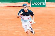 Diego Schwartzman (arg) during the Roland Garros French Tennis Open 2018, day 9, on June 4, 2018, at the Roland Garros Stadium in Paris, France - Photo Pierre Charlier / ProSportsImages / DPPI