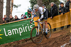 CANT Sanne (BEL) during Women Elite race, 2019 UCI Cyclo-cross World Cup Heusden-Zolder, Belgium, 26 December 2019.  <br /> <br /> Photo by Pim Nijland / PelotonPhotos.com <br /> <br /> All photos usage must carry mandatory copyright credit (Peloton Photos   Pim Nijland)