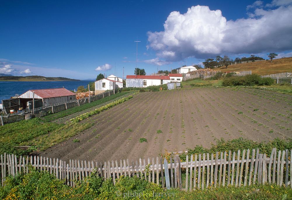 Estancia Haberton, Tierra Del Fuego, Argentina
