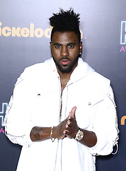 Celebrities attend the Nickelodeon HALO Awards 2016 held at Pier 36 in New York City, New York. 11 Nov 2016 Pictured: Jason Derulo. Photo credit: Photo Image Press / MEGA TheMegaAgency.com +1 888 505 6342