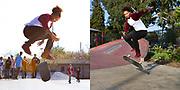 Professional Skateboarder Samarria Brevard