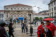 Barcelona, Spain and Lisbon, Portugal.
