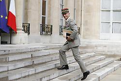 August 8, 2017 - Le General Francois Lecointre Chef d Etat Major des Armees (Credit Image: © Panoramic via ZUMA Press)