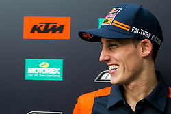 February 7, 2019 - Sepang, SGR, U.S. - SEPANG, SGR - FEBRUARY 07: Pol Espargaro of Red Bull KTM Factory Racing in action during the  second day of the MotoGP official testing session held at Sepang International Circuit in Sepang, Malaysia. (Photo by Hazrin Yeob Men Shah/Icon Sportswire) (Credit Image: © Hazrin Yeob Men Shah/Icon SMI via ZUMA Press)