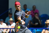 Lukas Lacko of Slovakia during the Nature Valley International at Devonshire Park, Eastbourne, United Kingdom on 27 June 2018. Picture by Martin Cole.