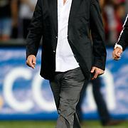 Besiktas's headcoach Samet Aybaba during their Turkish superleague soccer match Besiktas between Sivasspor at BJK Inonu Stadium in Istanbul Turkey on Monday, 01 October 2012. Photo by TURKPIX