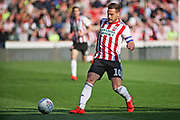 Sheffield Utd forward Billy Sharp (10)  during the EFL Sky Bet Championship match between Sheffield United and Bristol City at Bramall Lane, Sheffield, England on 30 March 2019.