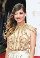 Louise Thompson, Arqiva British Academy Television Awards, Royal Festival Hall London UK, 12 may 2013, (Photo by Richard Goldschmidt)