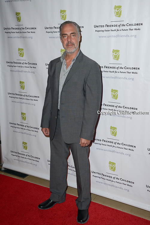 TITUS WELLIVER at the United Friends of the Children's 12th Annual Brass Ring Awards Dinner at The Beverly Hilton Hotel in Los Angeles, California