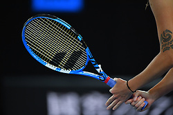 January 24, 2019 - Melbourne, AUSTRALIA - Karolina Pliskova (Credit Image: © Panoramic via ZUMA Press)