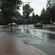 Kruising Eemlandweg - ZZUiderzee Huizen regen