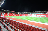 Bet365 during the The FA Cup 3rd round replay match between Stoke City and Shrewsbury Town at the Bet365 Stadium, Stoke-on-Trent, England on 15 January 2019.