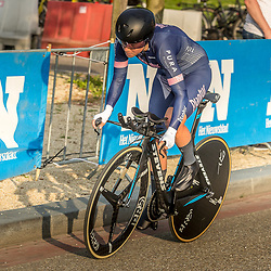 UTRECHT (NED) July 8 CYCLING: <br /> Proloog Baloise Belgium tour<br /> Sanne Cant