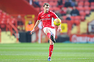 Charlton Athletic midfielder Krystian Bielik (4) during the EFL Sky Bet League 1 match between Charlton Athletic and Bristol Rovers at The Valley, London, England on 24 November 2018.