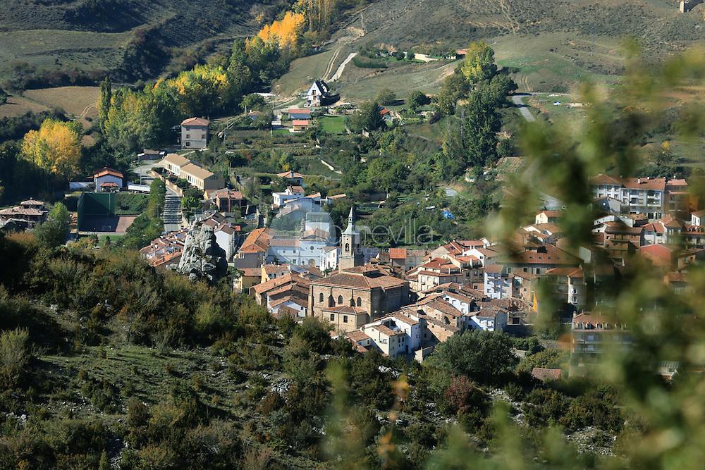 Torrecilla en Cameros. La Rioja ©Daniel Acevedo / PILAR REVILLA