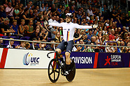 TRACK CYCLING - EUROPEAN CHAMPIONSHIPS GLASGOW 2018 - DAY 6 070818