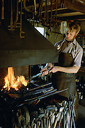 Blacksmith, Gloucester shire, England