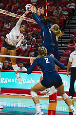 20190915 Marquette at ISU Womens Volleyball