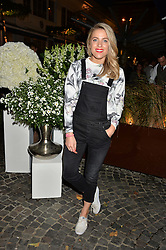 OLIVIA COX at the Bluebird's End of Summer Party with Taylor Morris held at Bluebird, 350 King's Road, London on 29th September 2016.