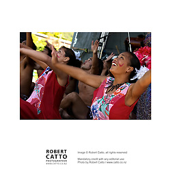 The Toyota Festival Picnic series brings free outdoor entertainment to Porirua as part of the New Zealand International Arts Festival 2004.