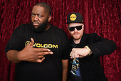 RUN THE JEWELS PORTRAIT 2017