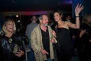 TERRY GILLIAM; SAFFRON ALDRIDGE, Exhibition opening ' Alan Aldridge- The Man With Kaleidoscope Eyes' hosted by his daughter Saffron Aldridge. Design Museum. Shad Thames. London  SE1. *** Local Caption *** -DO NOT ARCHIVE -Copyright Photograph by Dafydd Jones. 248 Clapham Rd. London SW9 0PZ. Tel 0207 820 0771. www.dafjones.com