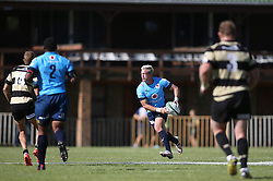 Tian Schoeman of the Blue Bulls on the attack during the Currie Cup premier division match between the Boland Cavaliers and The Blue Bulls held at Boland Stadium, Wellington, South Africa on the 23rd September 2016<br /> <br /> Photo by:   Shaun Roy/ Real Time Images