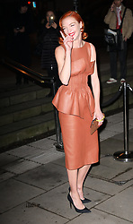Mariacarla Boscono arrives at the Late Fabulous Fund Fair at the Roundhouse in London during the Autumn/Winter 2019 London Fashion Week. PRESS ASSOCIATION. Picture date: Monday February 18, 2019. Photo credit should read: Isabel Infantes/PA Wire