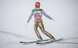 30.12.2018, Schattenbergschanze, Oberstdorf, GER, FIS Weltcup Skisprung, Vierschanzentournee, Oberstdorf, 2. Wertungsdurchgang, im Bild Constantin Schmid (GER) // Constantin Schmid of Germany during his 2nd Competition Jump for the Four Hills Tournament of FIS Ski Jumping World Cup at the Schattenbergschanze in Oberstdorf, Germany on 2018/12/30. EXPA Pictures © 2018, PhotoCredit: EXPA/ JFK