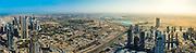 Dubai City Landscape