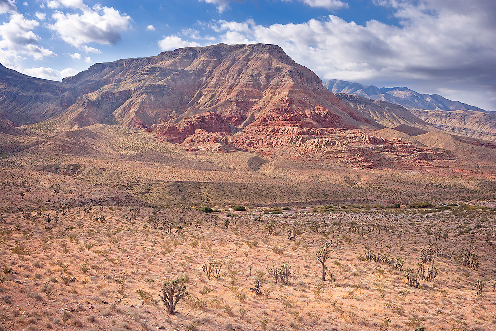 Dramatic Light and Clouds on Southern Utah Desert