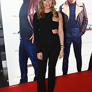 NLD/Amsterdam/20200218 - Gentleman filmpremiere Stephanie Tency