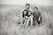 Rubin & Sanchez Family 2020 Cape Portrait
