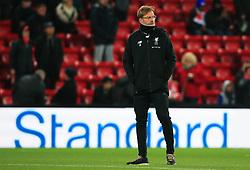 Liverpool manager Jurgen Klopp - Mandatory by-line: Matt McNulty/JMP - 26/12/2017 - FOOTBALL - Anfield - Liverpool, England - Liverpool v Swansea City - Premier League
