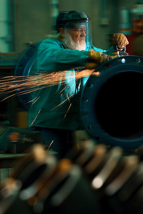 Pipe welding and fabrication