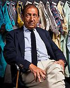Pierangelo Fassino - Proprietario dell'azienda Cover 50 di produzione pantaloni