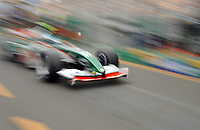 Formel 1, AUTO - F1 2004 - AUSTRALIA GP - MELBOURNE 20040307 - PHOTO : ERIC VARGIOLU / DPPI<br /> BJORN WIRDHEIM (SWE) / JAGUAR COSWORTH - TEST DRIVER - ACTION