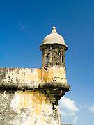 Turret, Castillo San Felipe del Morro, Old San Juan/Viejo San Juan