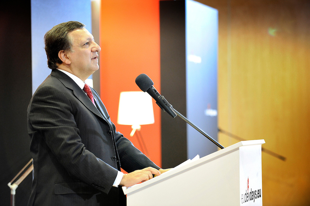 20111215 - Poland - Warsaw  - European Development Days  2011 - Keynote Closing Address - Jose Manuel Durao Barroso , President of the European Commission © European Union