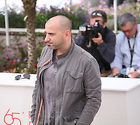 Pablo Trapero at the 7 Dias En La Habana photocall at the 65th Cannes Film Festival France. Wednesday 23rd May 2012 in Cannes Film Festival, France.