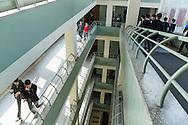 Interior, Shinil High School, Seoul, South Korea.