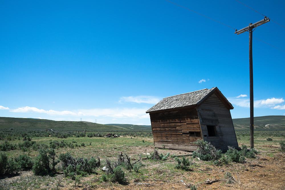 Sage, Wyoming