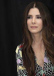 May 24, 2018 - New York, New York, USA - Sandra Bullock stars in the movie Ocean's 8 (Credit Image: © Armando Gallo via ZUMA Studio)