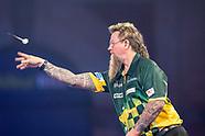 William Hill World Darts Championship 27-12-2020. 271220