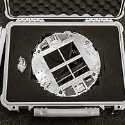 Keck Array focal plane