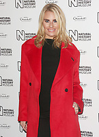 Danielle Armstrong, Natural History Museum Ice Rink - Launch Event, London UK, 25 October 2017, Photo by Brett D. Cove