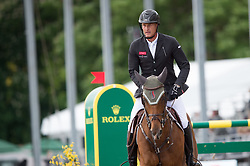 Houtzager Marc, NED, Sterrehofs Calimero<br /> CSI5* Jumping<br /> Royal Windsor Horse Show<br /> © Hippo Foto - Jon Stroud